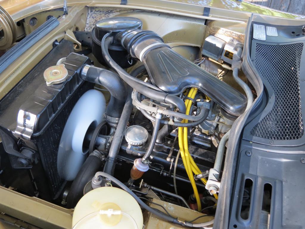 Carburetor Repair Kit GP SORENSEN 96-264A fits 66-69 Opel Kadett 1.1L-L4