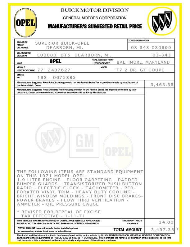 3 Etiketten plus Hinweisplakette Opel Insignia 5 T/ürer ab 2008 QR-Etiketten-Nachr/üst-Satz f/ür Zugang zur digitalen Rettungskarte