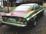 1975 Opel Manta 2nd Chance at Life