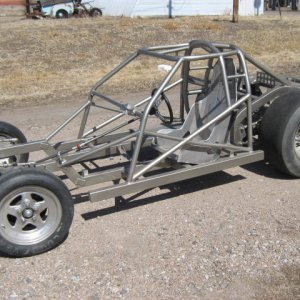 Updated rolling chassis...