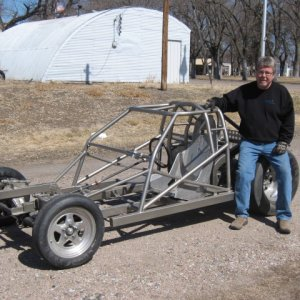 Rolling chassis...